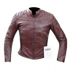 leather garments